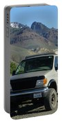 2da5944-dc Our Sportsmobile At Steens Mountain Portable Battery Charger