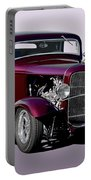 1932 Ford 'three Window' Coupe   Portable Battery Charger