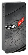 2002 Corvette Ls1 Painted Bw Portable Battery Charger