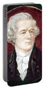 Alexander Hamilton Portable Battery Charger