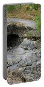 Ashness Stone Packhorse Bridge, Lake District National Park Portable Battery Charger