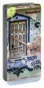 Athens Graffiti Portable Battery Charger