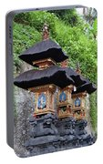 3 Bali Shrines Portable Battery Charger