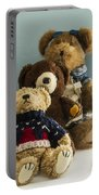 3 Bears Portable Battery Charger