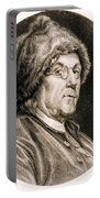 Benjamin Franklin, American Polymath Portable Battery Charger