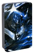 Black Rock Shooter Portable Battery Charger