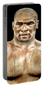 Champion Boxer And Actor Mike Tyson Portable Battery Charger