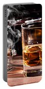 Cigar And Alcohol Collection Portable Battery Charger