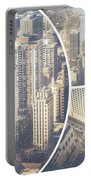 Collage Of Chicago  Portable Battery Charger