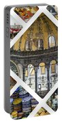 Collage Of Istanbul  Portable Battery Charger
