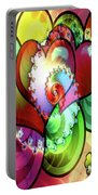 Colors Of Love Portable Battery Charger