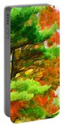 3 Colors Of The Nature 1 Portable Battery Charger
