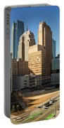 Downtown Okc Portable Battery Charger