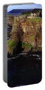 Dunluce Castle, Co. Antrim, Ireland Portable Battery Charger