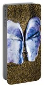 Fallen Butterfly Portable Battery Charger