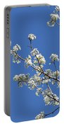 Flowering Trees Portable Battery Charger
