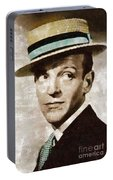 Fred Astaire Hollywood Legend Portable Battery Charger