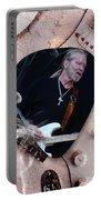 Gregg Allman Art Portable Battery Charger