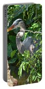 Hiding Heron Portable Battery Charger