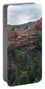 Hiking The Mesa Trail In Red Rocks Canyon Colorado Portable Battery Charger