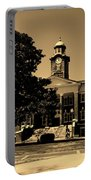 Historic White Hall - Tuskegee University Portable Battery Charger