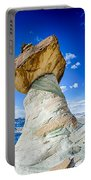 Hoodoos At Stud Horse Point In Arizona Portable Battery Charger