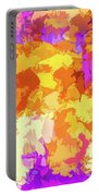 It's An Abstract Day Portable Battery Charger