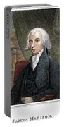 James Madison (1751-1836) Portable Battery Charger