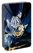 Joe Bonamassa Blues Guitarist Art Portable Battery Charger