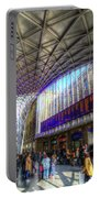 Kings Cross Rail Station London Portable Battery Charger