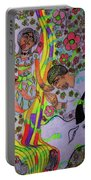 Kintu And Nambi A Folktale Portable Battery Charger