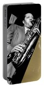 Lester Young Collection Portable Battery Charger