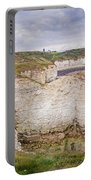 Lighthouse And Cliffs Portable Battery Charger