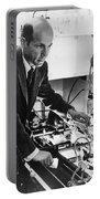 Melvin Calvin, American Chemist Portable Battery Charger