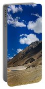 Mountains Of Ladakh Jammu And Kashmir India Portable Battery Charger