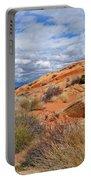 Nevada Desert Portable Battery Charger