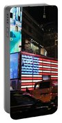 New York City Times Square Portable Battery Charger