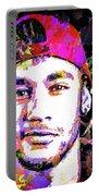 Neymar Portable Battery Charger
