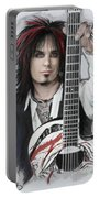 Nikki Sixx 4 Portable Battery Charger