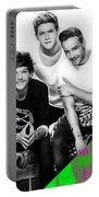 One Direction Collection Portable Battery Charger