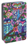 3 Owls Portable Battery Charger
