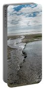 Plymouth, Massachusetts, Beach Portable Battery Charger