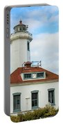 Point Wilson Lighthouse Portable Battery Charger