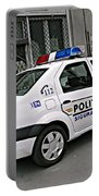 Police Portable Battery Charger