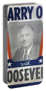 Presidential Campaign, 1940 Portable Battery Charger
