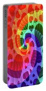 Rainbow Love Portable Battery Charger