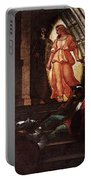 Raphael The Liberation Of St Peter  Portable Battery Charger