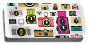 Retro Camera Portable Battery Charger