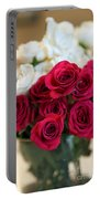 Roses Portable Battery Charger
