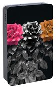 3 Roses Portable Battery Charger